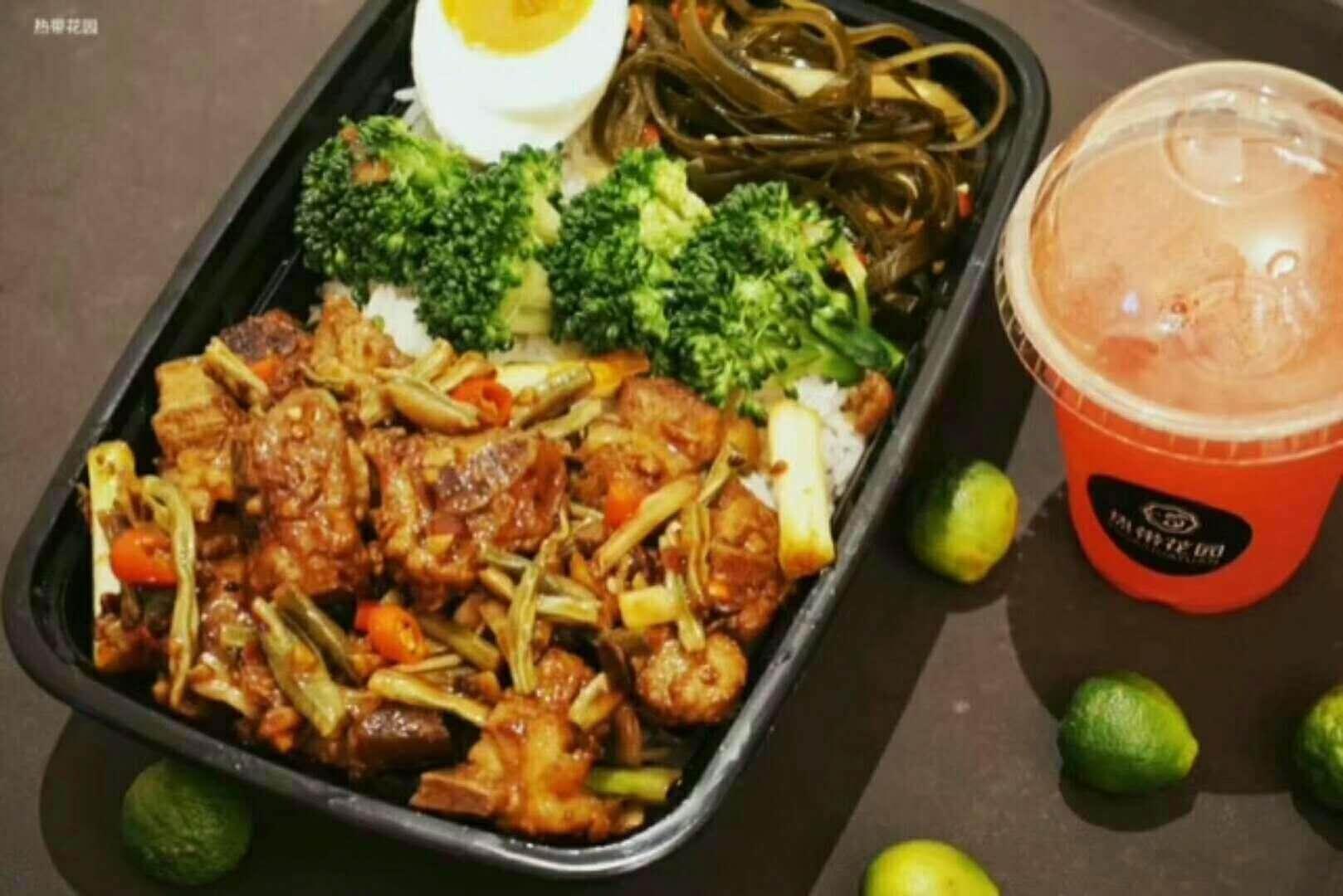 美味美胃一步到位,凤阳首家私房便当,8号便当带给你不一样的口